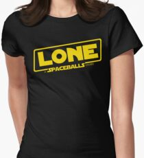 Lone A Spaceballs Story Women's Fitted T-Shirt
