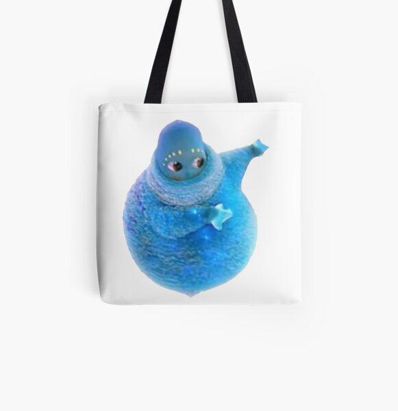 boohbah, dabbing All Over Print Tote Bag