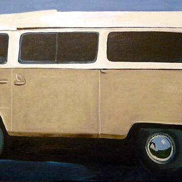 Classic Kombi by ChristineBetts