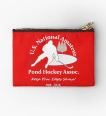 U.S. National Pond Hockey Assoc. T-Shirt Studio Pouch