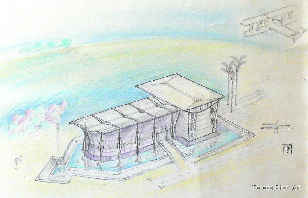 Quinta da Fonte Oeiras Office Park Project by terezadelpilar ~ art & architecture