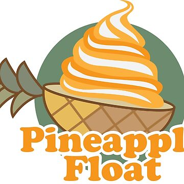 Pineapple Float by chwbcc