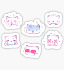 Bun the Cat - 1 Sticker