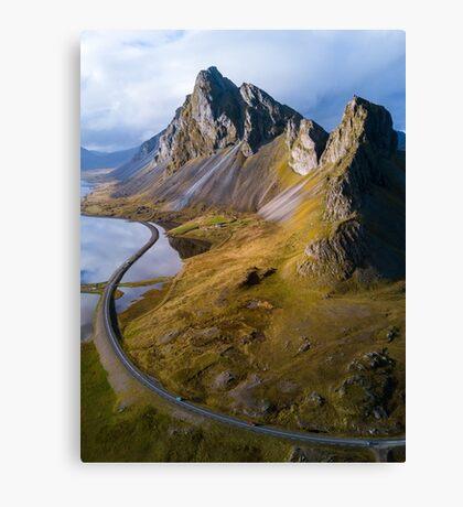 Iceland - Hvalnes Canvas Print