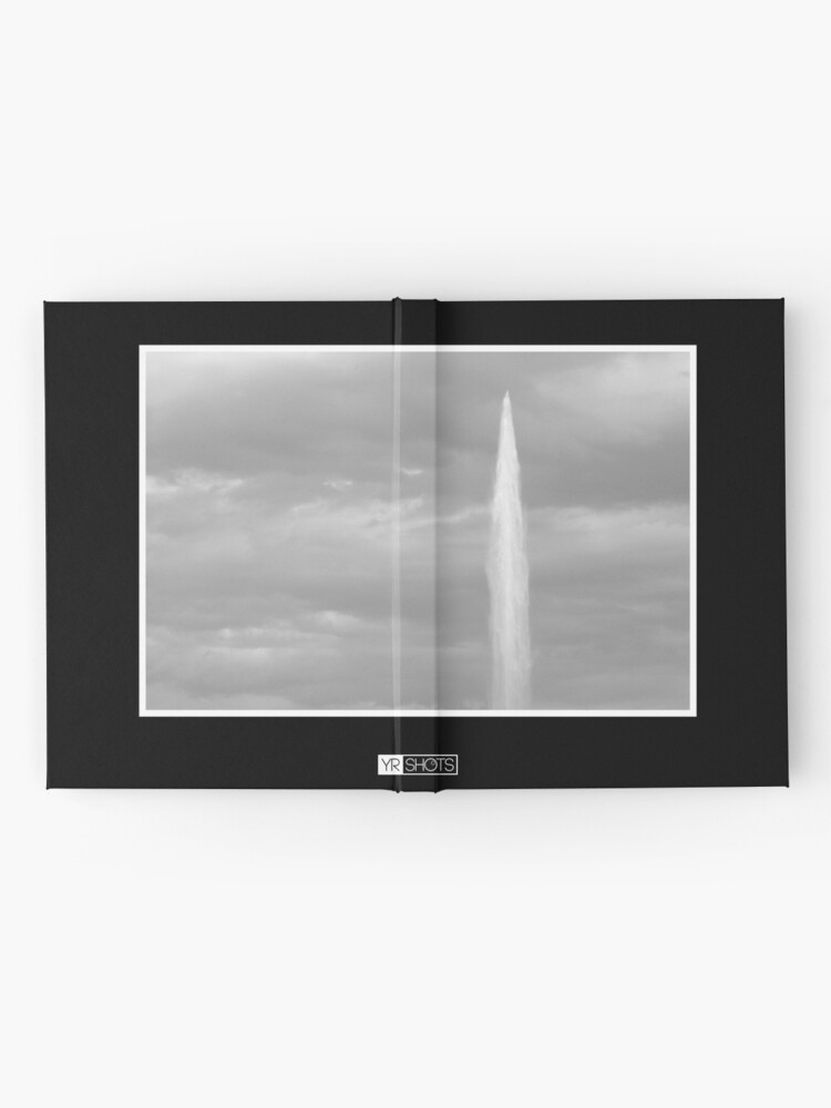 Alternate view of Geneva Jet d'Eau Hardcover Journal
