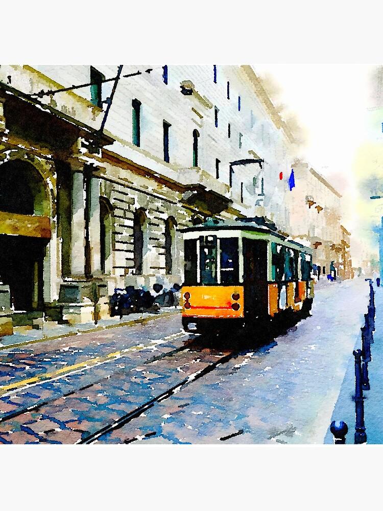 Memories of Milan by douglasewelch