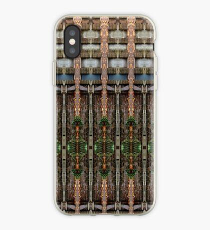 Headstones Aligned II iPhone Case