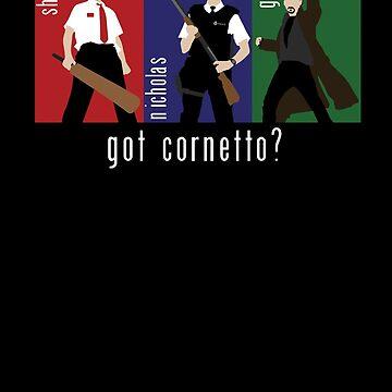 Got Cornetto? by rexraygun