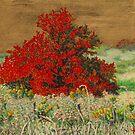 Golden Overgrown by Bruce Haney