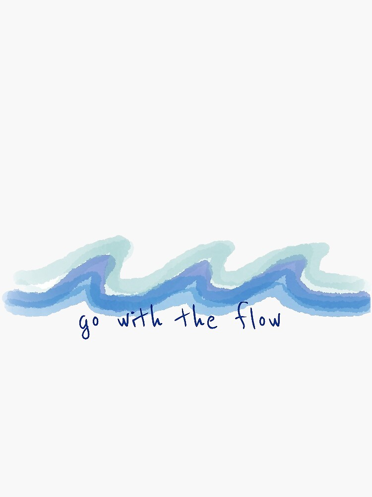 Go With The Flow by dgalbraith