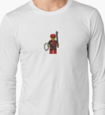 LEGO Climber with Ice Axe and Rope T-Shirt