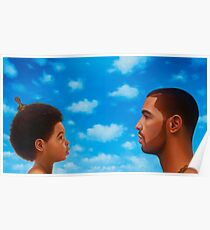 Drake Nothing Was The Same Poster
