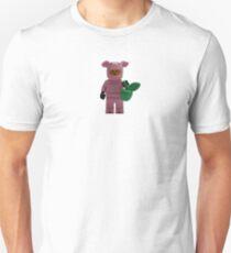 LEGO Pig Man with an Apple Unisex T-Shirt