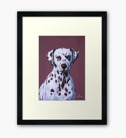 """""""Grace"""" Framed Print"""