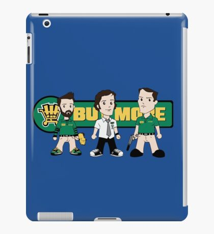 Buy More iPad Case/Skin