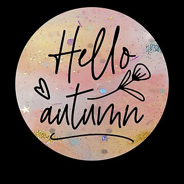 Hello Autumn by UllUDesign