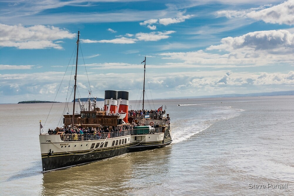 The Waverley 3 by Steve Purnell