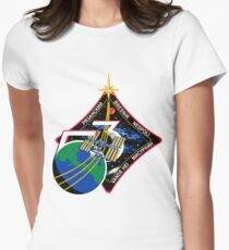 Expedition 53 Women's Fitted T-Shirt