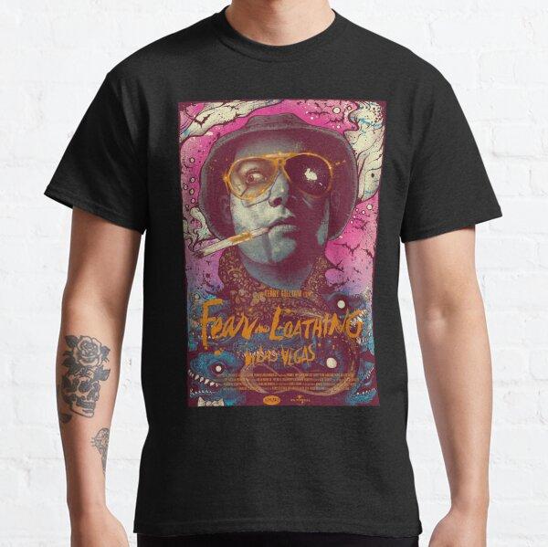 peur et répugnance abstraites T-shirt classique