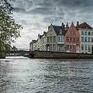 Beautiful Bruges by Ann Garrett