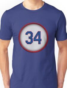 34 - The Ryan Express (Texas) Unisex T-Shirt