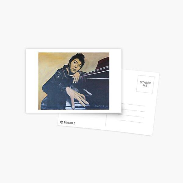 Golden Fingerg(Lang Lang) Postcard