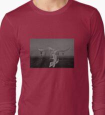 The Ghost Bull Langarmshirt