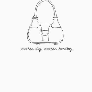 Another day, another handbag by splashdesign