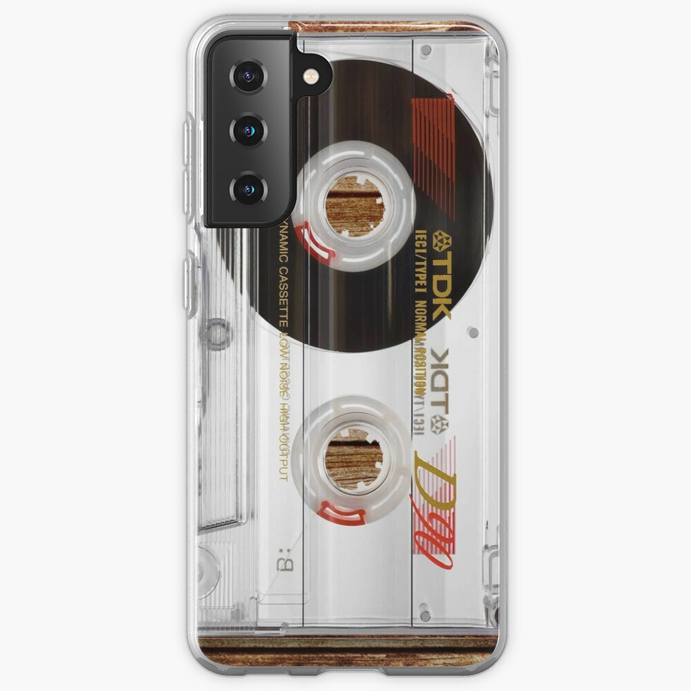 Cassette Tape Phone Cases Case & Skin for Samsung Galaxy