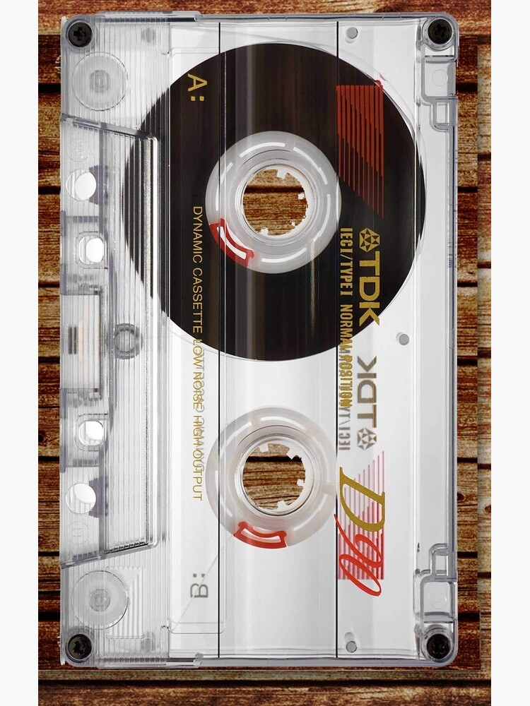 Cassette Tape Phone Cases by Clickcreations