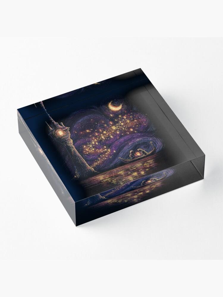 Alternate view of Lanterns Of Hope Acrylic Block