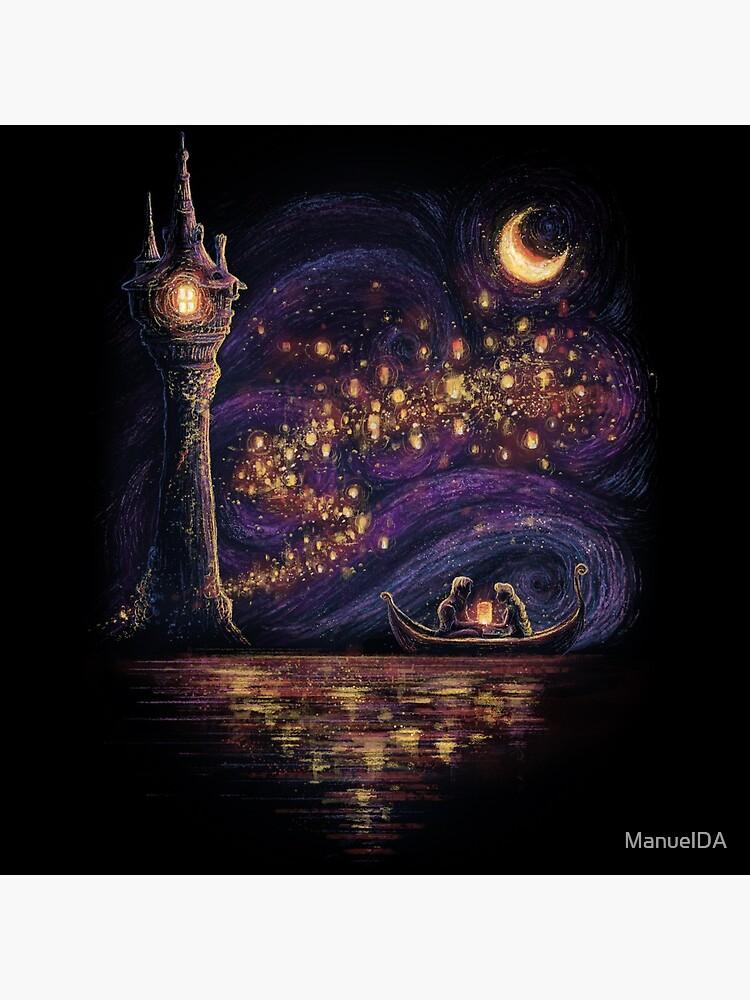 Lanterns Of Hope by ManuelDA