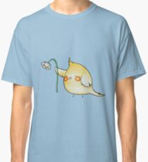 Cheeky the Cockatiel Classic T-Shirt
