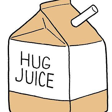 Hug Juice, Orange by RyanToday