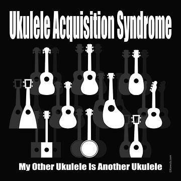 UAS - Ukulele Acquisition Syndrome by Kowulz