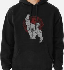 God Escanor Pullover Hoodie