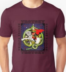 Trotsky Dragon Slayer  Unisex T-Shirt