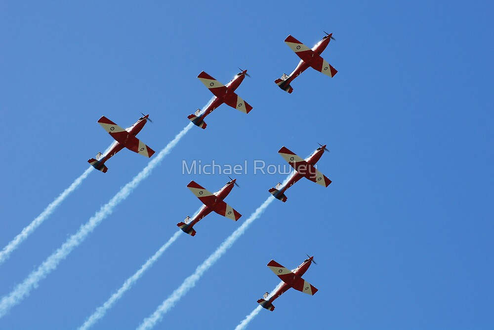 The Roulettes by Michael Rowley