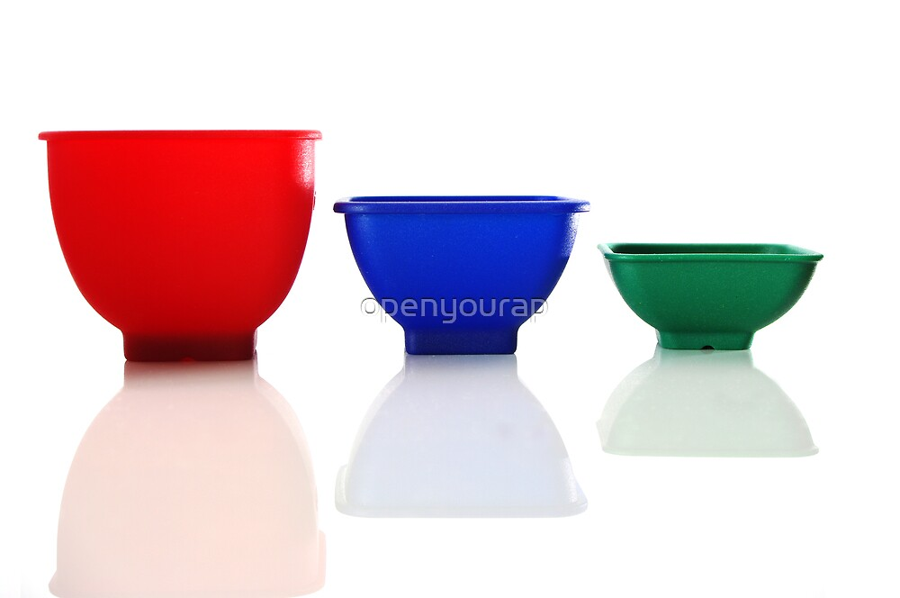 Measuring Cups by openyourap