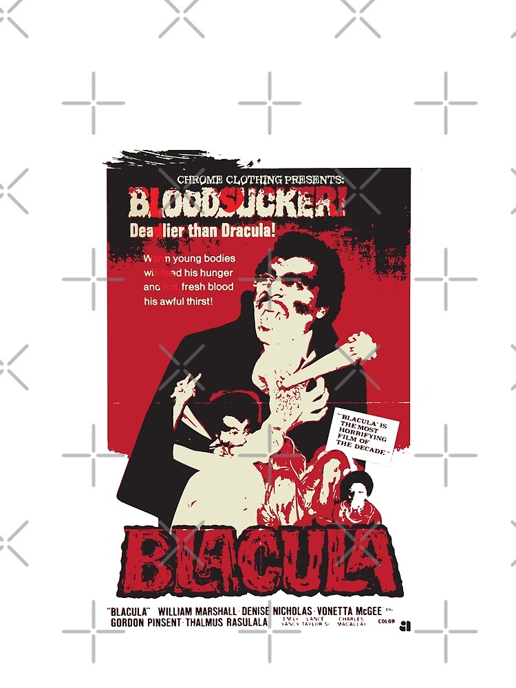 Blacula by chromedesign