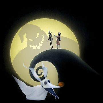 Nightmare Before Christmas by ConnorMcKee