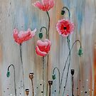 Poppies by FrancesArt