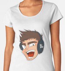 Lazarbeam Women's Premium T-Shirt