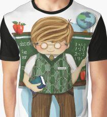 The Little Teacher Graphic T-Shirt