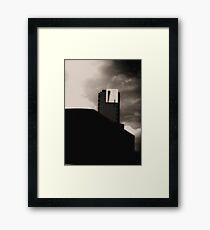 Mordor.( Eureka Tower Melbourne ) Framed Print