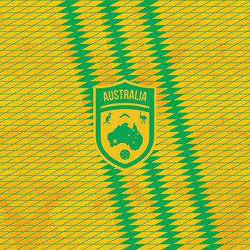 Australia Football by fimbisdesigns