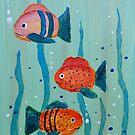 Tropical Fish by FrancesArt