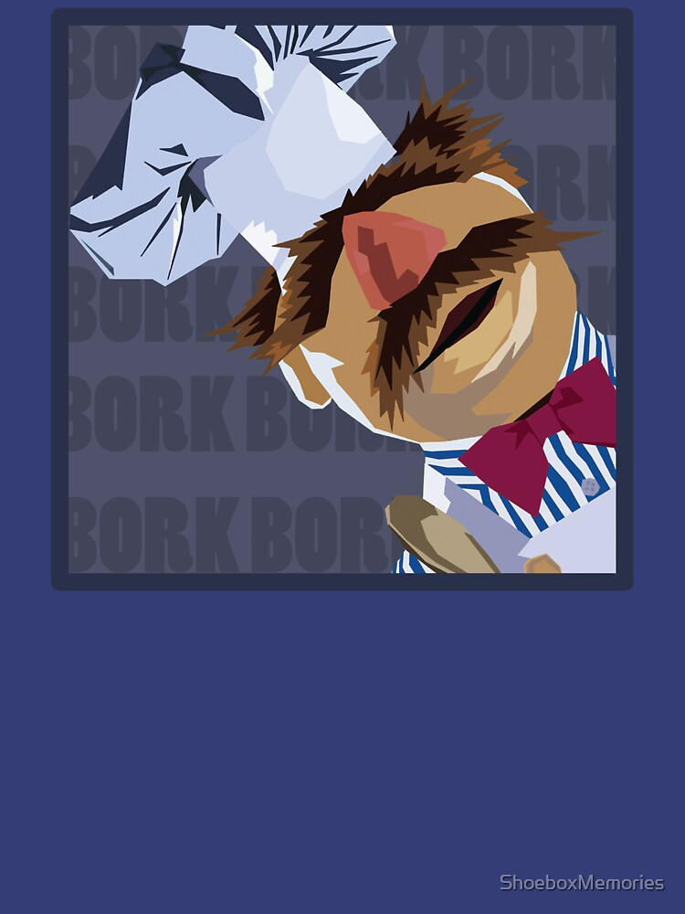 "TShirtGifter presents: Swedish Chef ""Bork Bork"" 