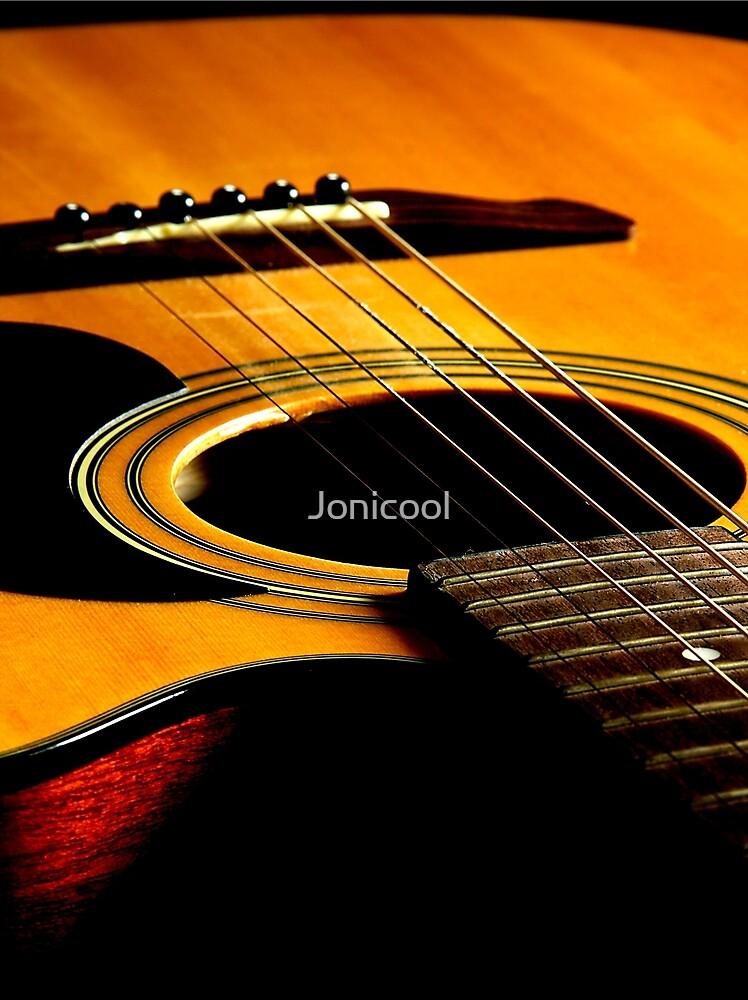 Guitar by Jonicool