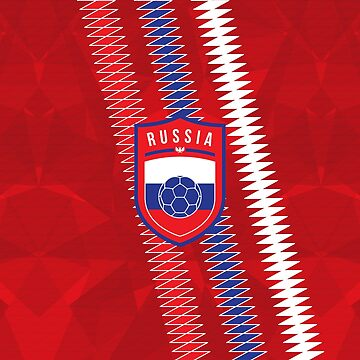 Russia Football by fimbisdesigns